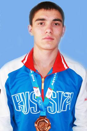 Павел Саркеев -мастер международного класса