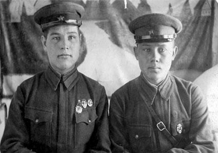 Васькинцы — участники Великой Отечественной войны