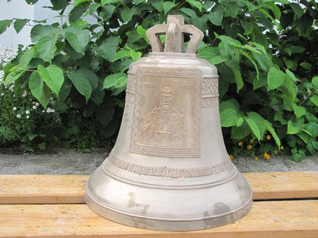 Возрождение традиции православного колокольного звона в с. Кленовское