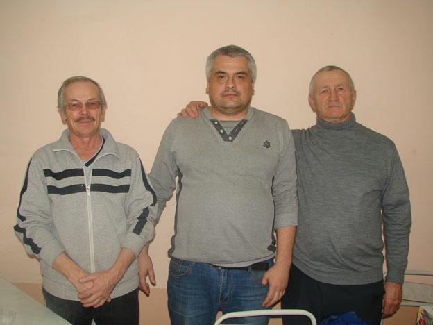Турнир по классическим шахматам в г.Нижние Серги