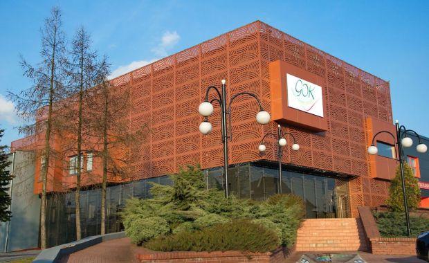 Budynek Gminnego Ośrodka Kultury w Kleszczowie
