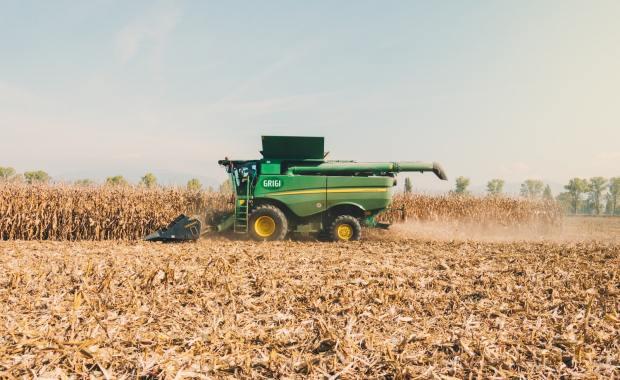 kombajn rolnictwo