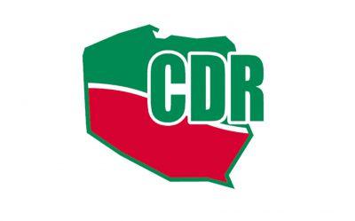 Logo CDR Brwinów