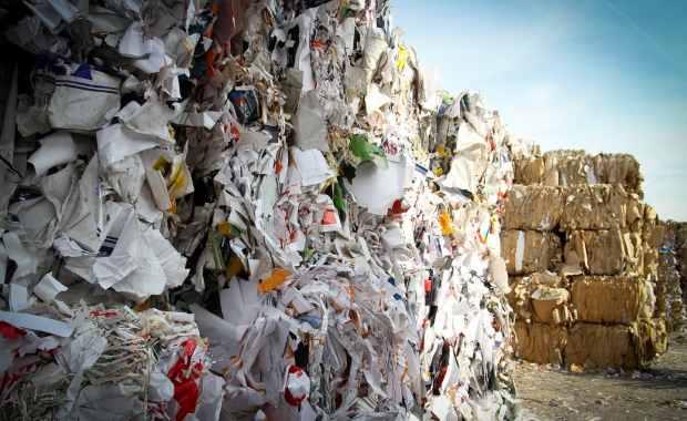 sterta odpadów