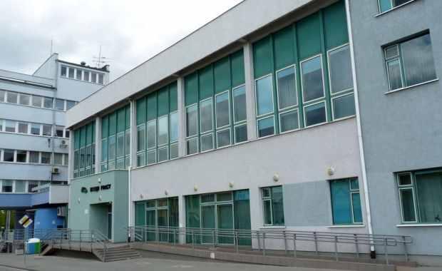 Budynek - Powiatowy Urząd Pracy w Bełchatowie
