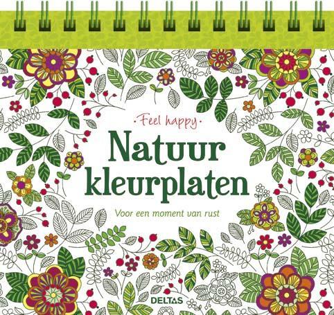 Natuur Kleurplaten Deltas.Feel Happy Natuur Kleurplaten Kleurplatennl Nl