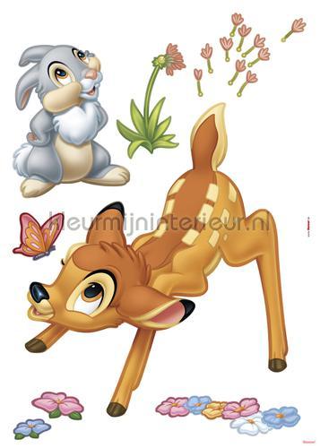 Il grande albero adesivo è disponibile in diversi colori. Bambi 14043h Adesivi Murali Disney Edition 3 Komar