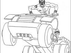 Gratis Kleurplaten Power Rangers.Power Rangers Kleurplaat Zacov