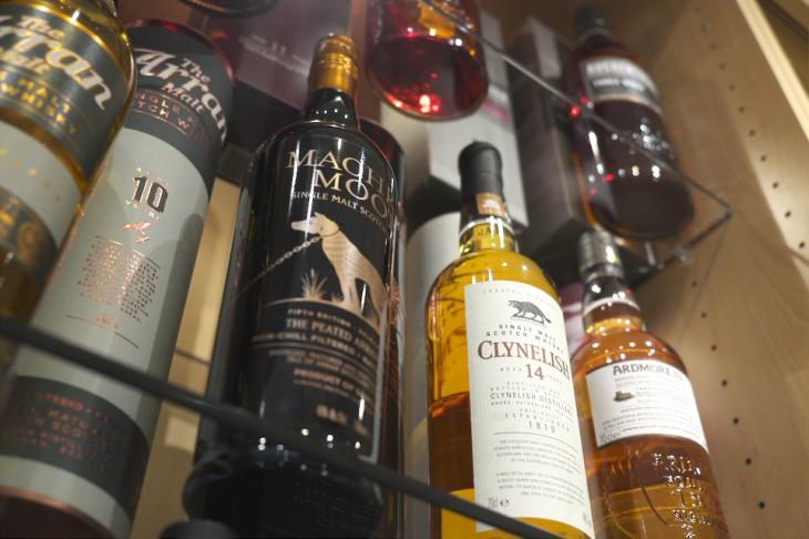 Gimme moor: Whisky bei Bossmann