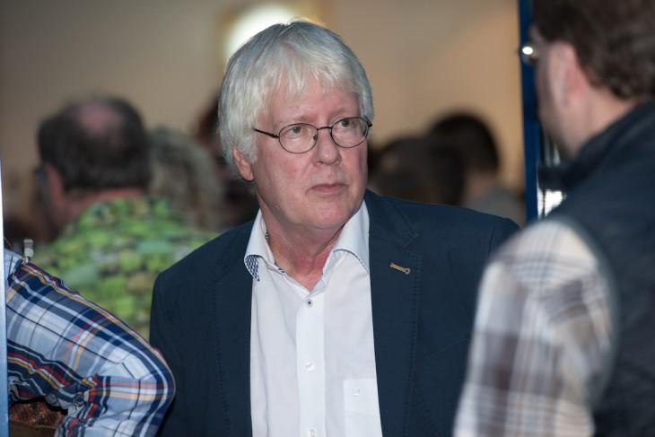Vierter Versuch, vierte Niederlage: Dr. Artur Leenders kritisierte den Wahlkampf (Foto © Torsten Barthel)