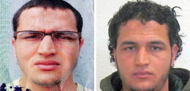 Zwei Gesichter eines Attentäters mit noch mehr Identitäten