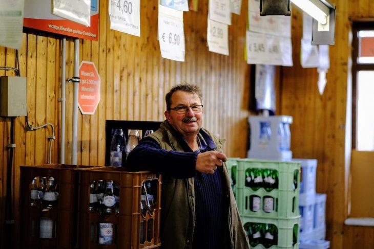 Ein Leben für die Liquidität: André Merges (68)