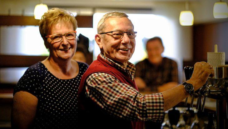 Marianne und Wilhelm Bucksteeg: Am 23.12. ist Schluss
