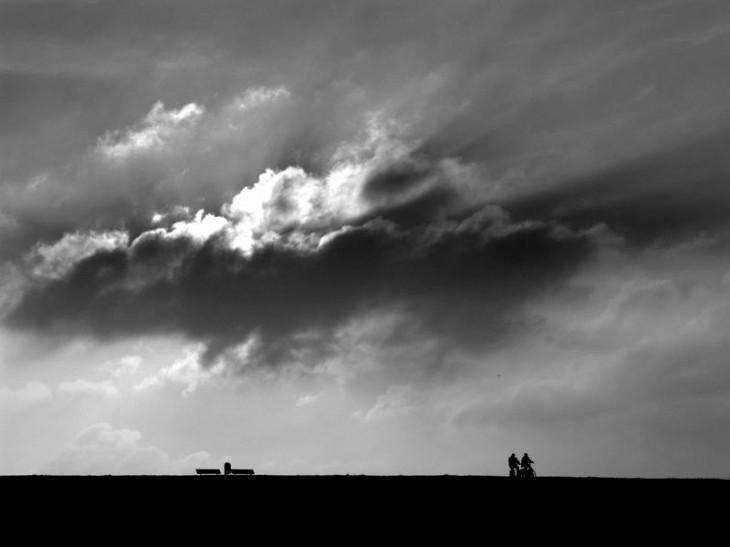 Diese Wolke heißt Prokofieff (Foto: Claudia Philipp)