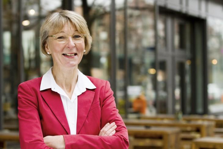 Neu im Mai: Dr. Heide Naderer