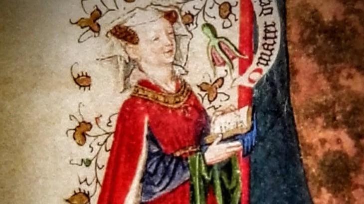 Wacher Blick, eigener Kopf: Katharina von Kleve