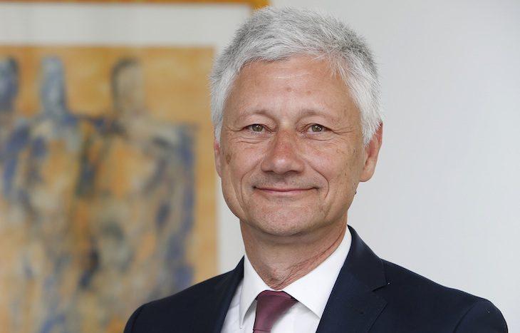 Sagt, dass durchaus viel getan werde: Landrat Wolfgang Spreen