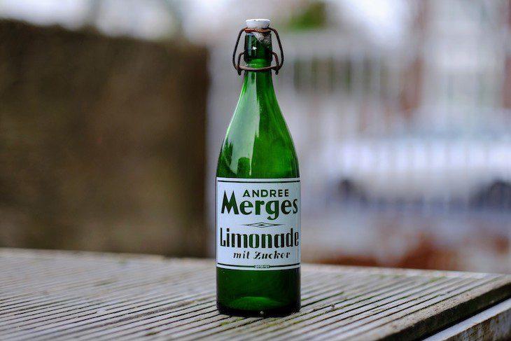 """""""Zucker war ein Qualitätsmerkmal"""": Merges-Limonade, bis 1989 in Kleve produziert"""