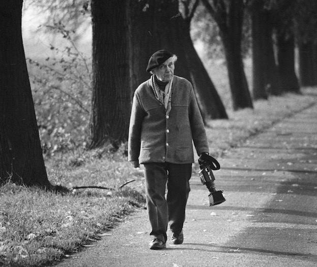 Fritz Getlinger, wie Stefan Möller ihn sah