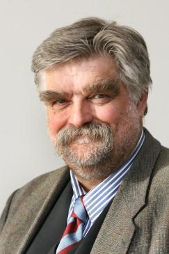 Zuversichtlicher Blick in die Zukunft: Uwe Dönisch-Seidel