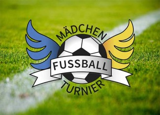Logo zum Mädchenfußballturnier am 12. Juni
