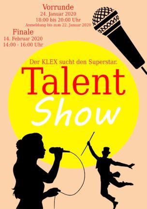 Talentshow - Der KLEX sucht den Superstar
