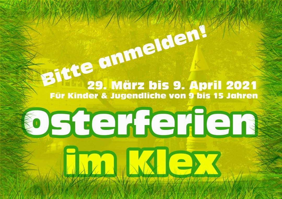 Osterferien im Klex