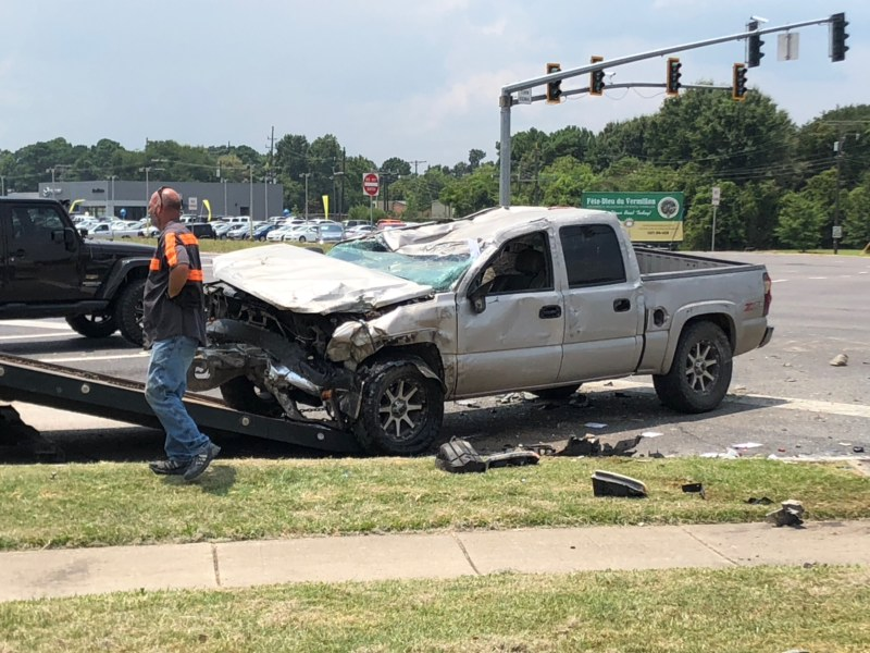 Crash under investigation at the intersection of U S  90 and