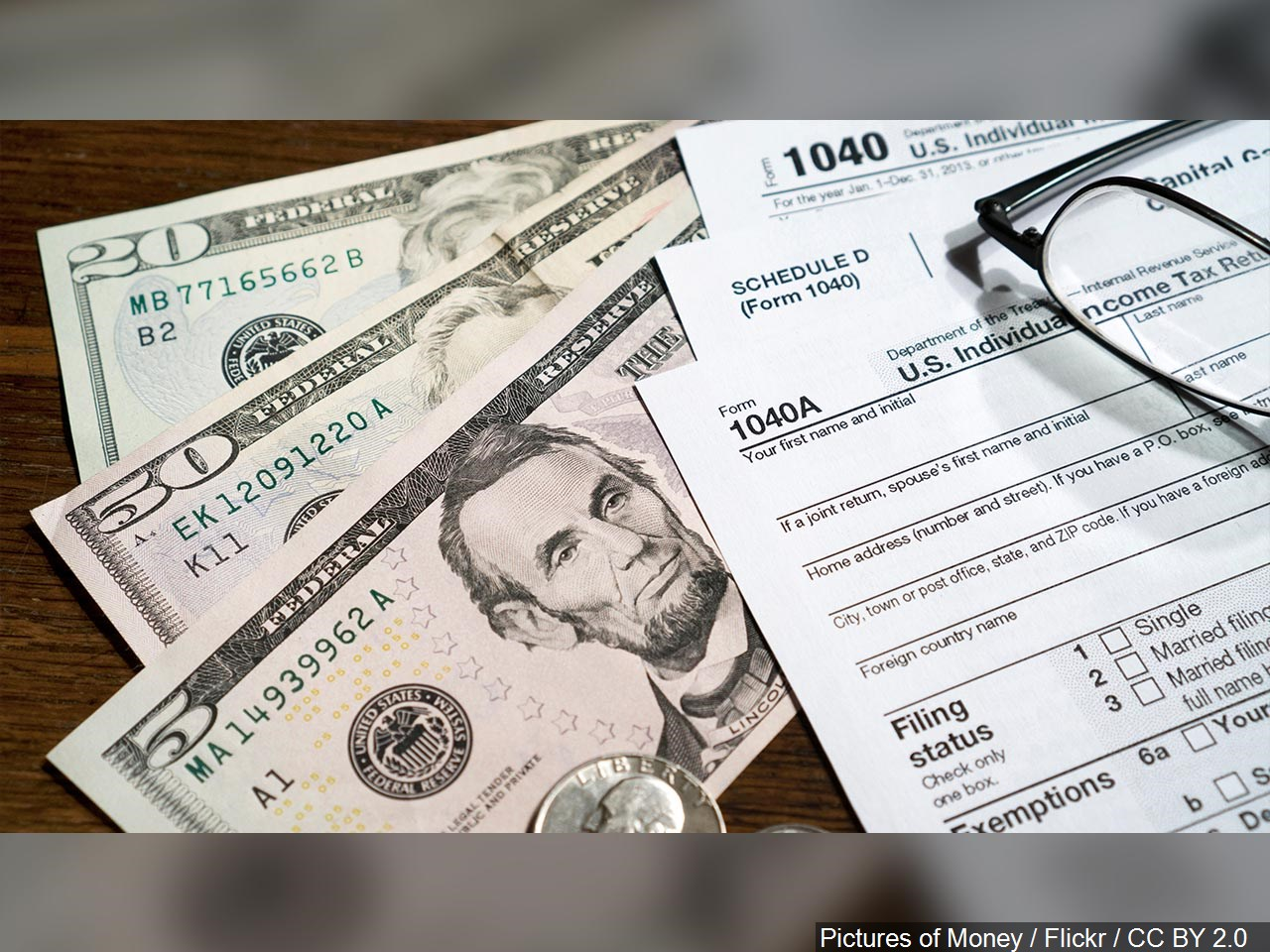 Tax Refunds Money