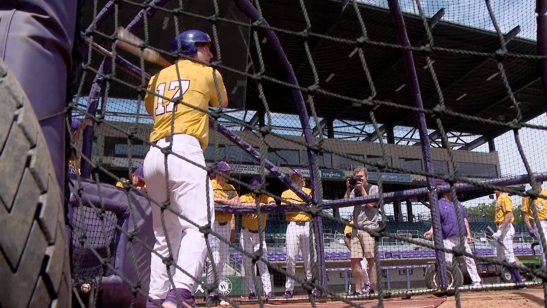 LSU Base Preview Stony Brook