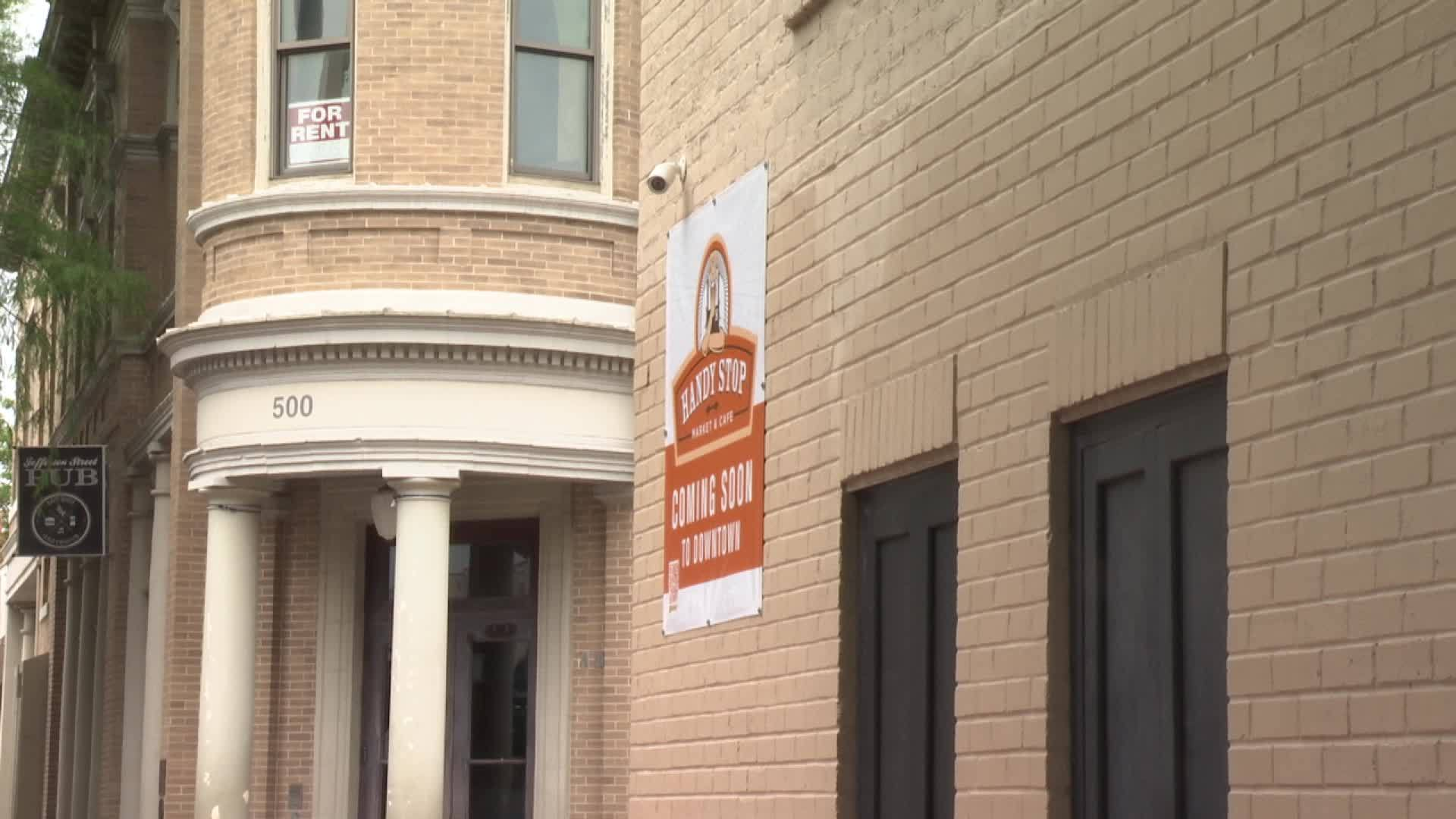 New market comes to downtown