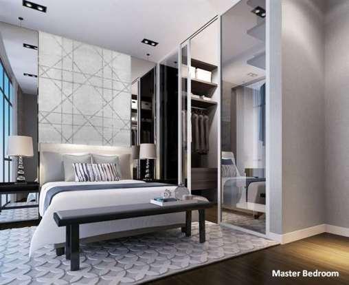 KL Gateway Premium Residences Master Bed Room