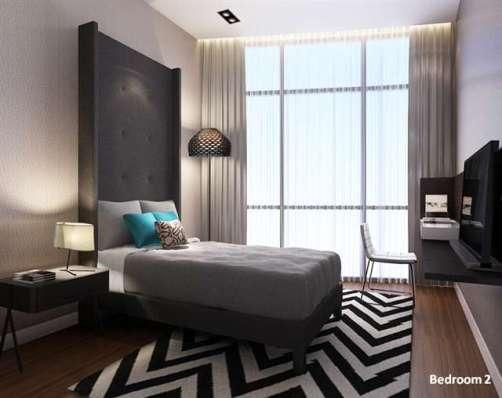 KL Gateway Premium Residences Second Bed Room