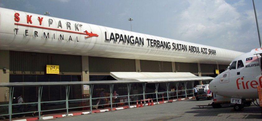 Subang Skypark Terminal at the Sultan Abdul Aziz Shah Airport | Ummi Goes Where?