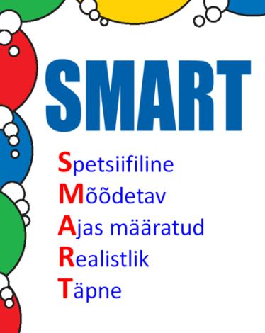 232 - SMART eesmärgid