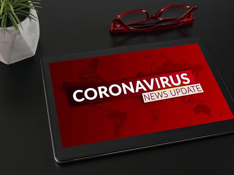 News und Updates rund um die wirtschaftlichen Maßnahmen gegen die COVID-19 Pandemie
