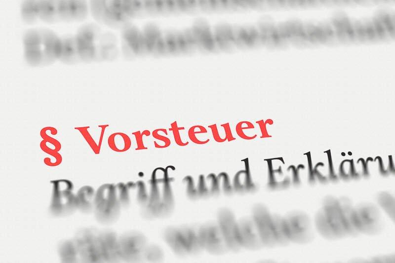 Frist für Vorsteuerrückerstattung aus EU-Mitgliedstaaten für das Jahr 2020