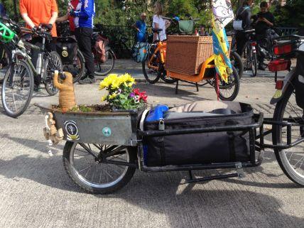Fahrrad-Sternfahrt Ruhr in Hagen 22.09.2019