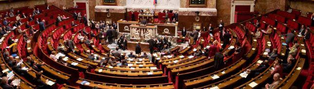 Nationalversammlung Frankreich (Quelle: Wikipedia, Richard Ying et Tangui Morlier)