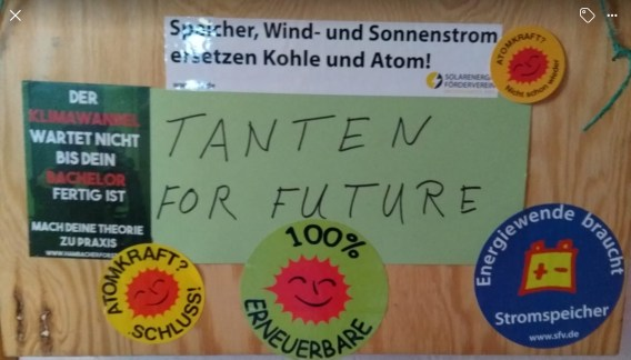 """Tanten for Future"""