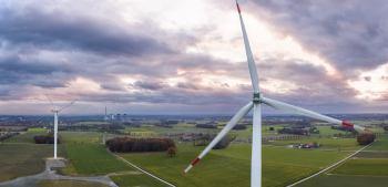 Windräder in Hamm