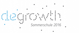 Degrowth Sommerschule