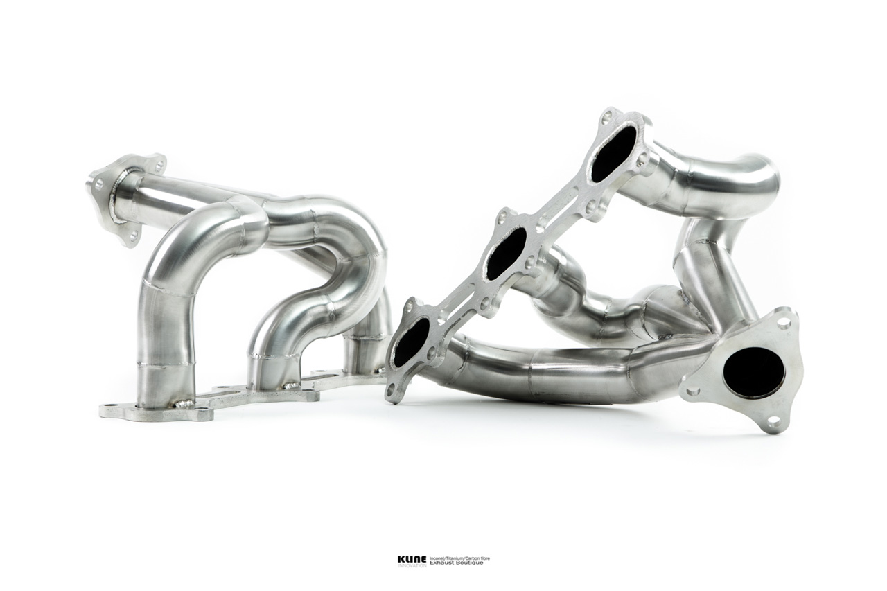 Porsche 991 2 Carrera Turbo Exhaust Kline Innovation