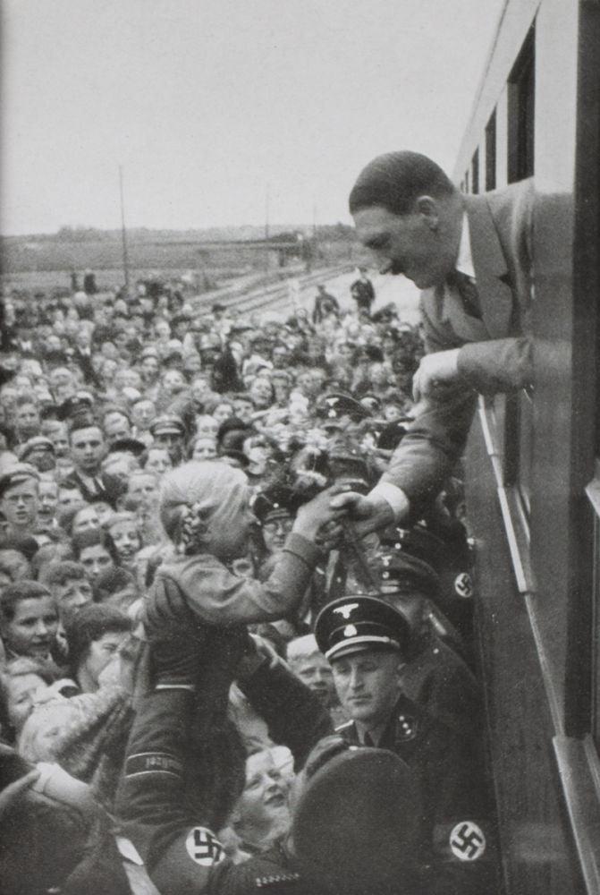 Hitler Abseits Vom Alltag Heinrich Hoffmann 106 Bis