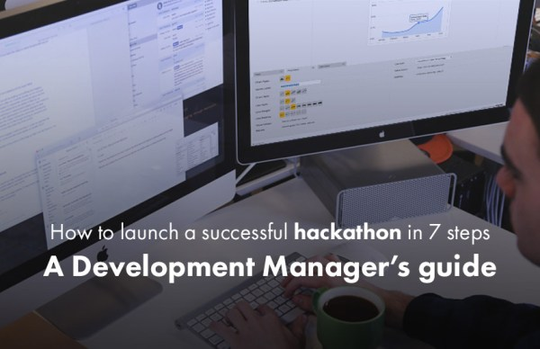 How to run a successful hackathon in 7 steps