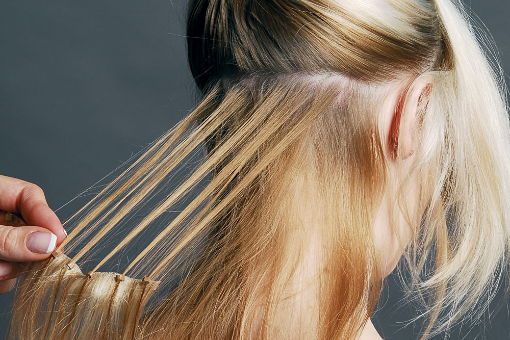 Method Klix Hair Extensions