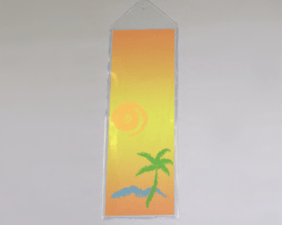 Custom Vinyl Bookmark Holder Sleeve