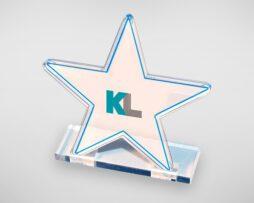 Custom Awards Star