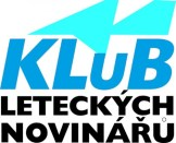 Výsledek obrázku pro klub leteckých novinářů logo