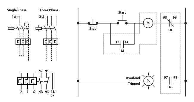 wiring diagram for overloads2 diagrams cutler hammer motor starter wiring diagram need help cutler hammer e26bl wiring diagram at gsmx.co